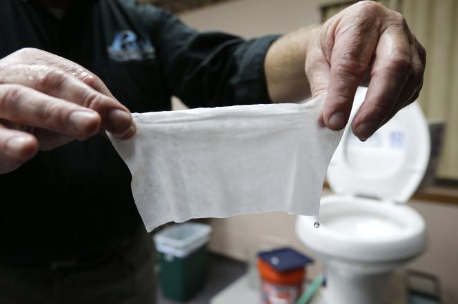 New York Post: 'Flushable' wet wipes could be banned from NYC stores