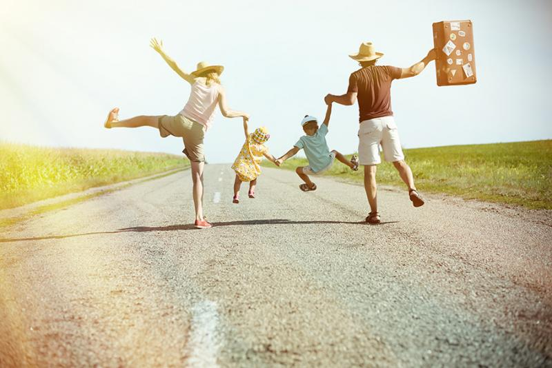 That Summer Feeling: Family- Friendly Travel Ideas